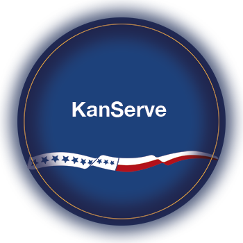 Graphic Button Link to KanServe